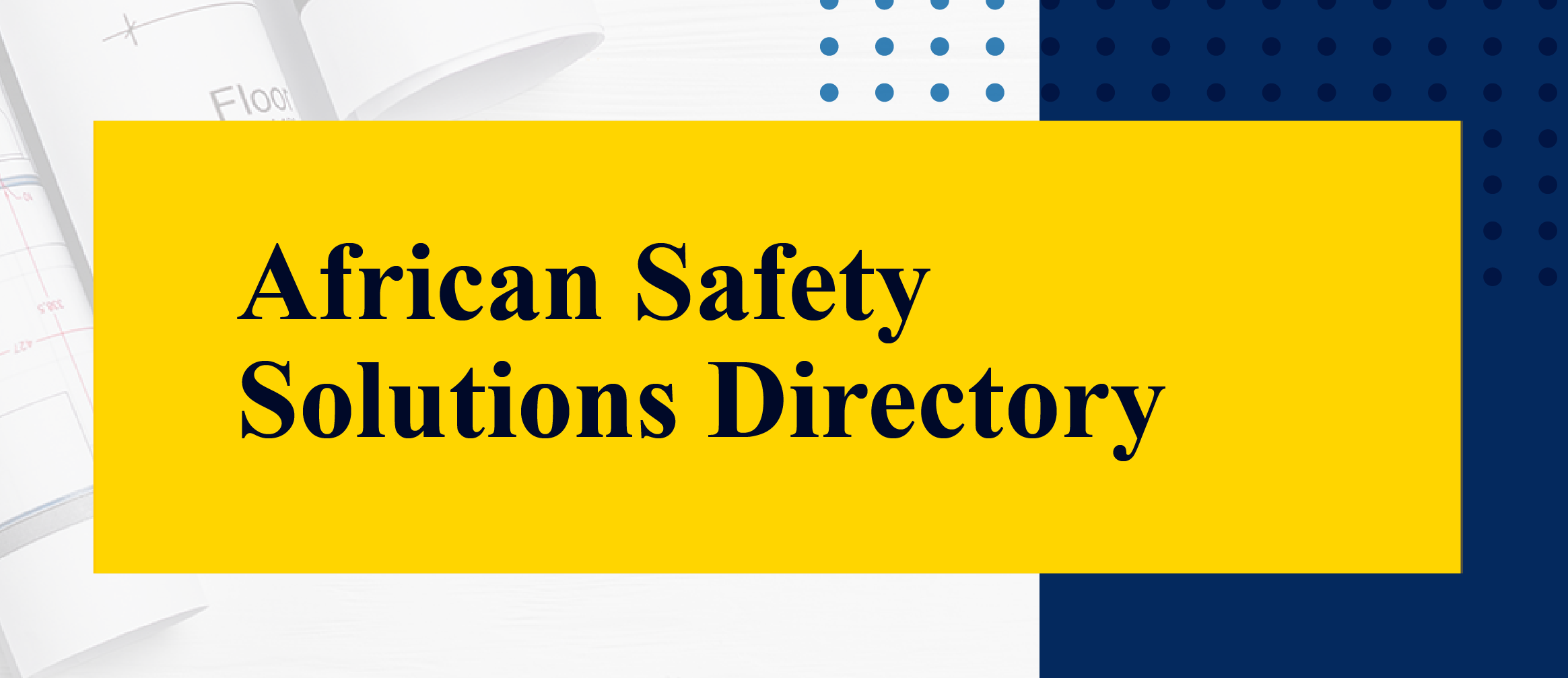 African Safety Solutions Directory